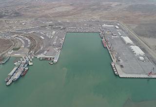 Порты Азербайджана незначительно сократили перевалку грузов в I квартале