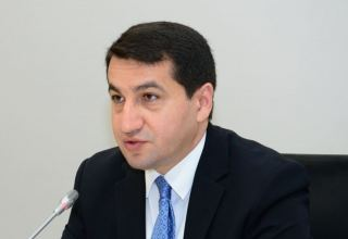 Assistant to Azerbaijan's president:  Azerbaijan acts within the international law as opposed to Armenia