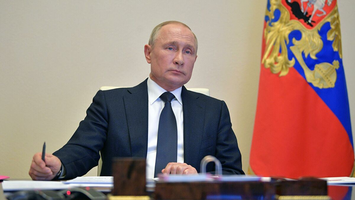 Putin holds government meeting on Nagorno-Karabakh settlement
