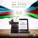 President Ilham Aliyev makes Facebook post on National Press Day - Gallery Thumbnail
