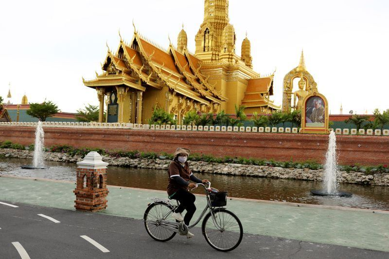 Thailand reports local infections as measures to restart tourism begin