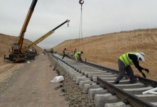 Iran declares amount of funds to be paid for construction of Ardabil-Mianeh railway