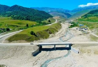 Azerbaijan unveils timeframe for commissioning road to highest mountainous village