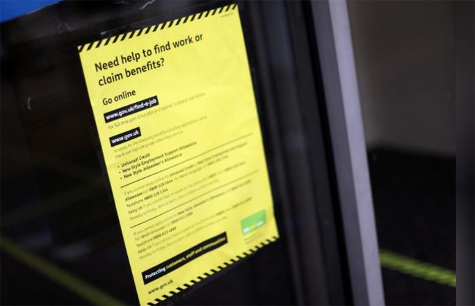 UK online job adverts edge up from lockdown lows