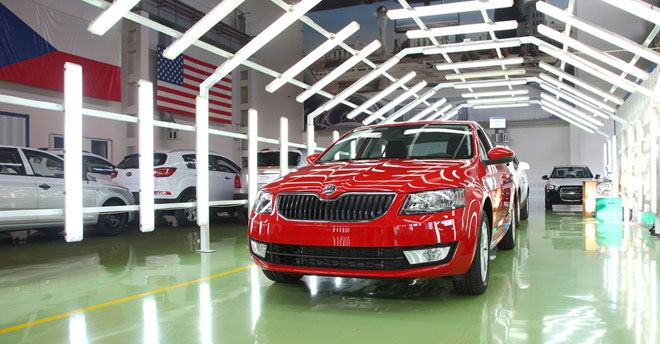 Share of vehicles manufacturing up in Kazakhstan