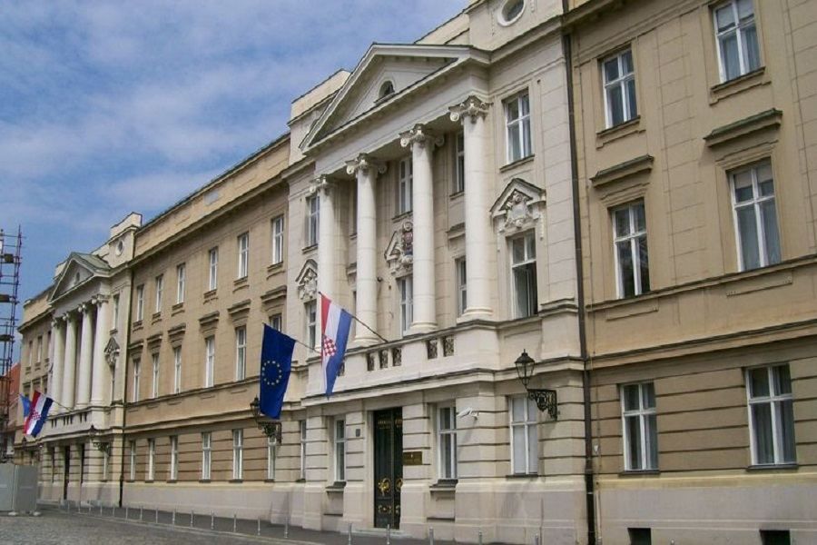 Croatian parliament approves new gov't led by incumbent PM