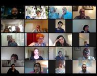 Elin Süleymanovla ABŞ-dakı Azərbaycan icmasının üzləri arasında video görüş keçirilib (FOTO) - Gallery Thumbnail