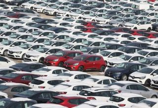 Turkey notes decrease in number of used vehicles