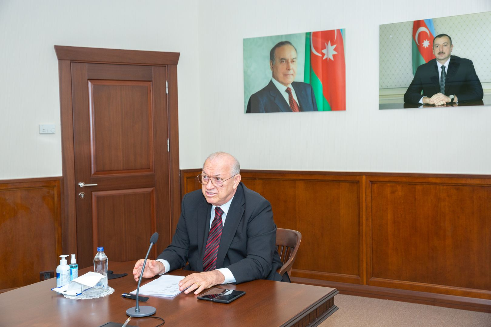 Cooperation of aviation and tourism industries in the time of pandemic discussed in Baku (PHOTO) - Gallery Image