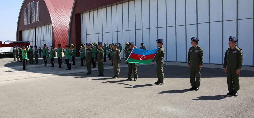 Turkish servicemen arrive in Azerbaijan's Nakhchivan for joint military exercises (PHOTO/VIDEO) - Gallery Image