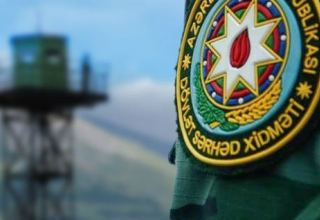 Shooting occurred on border with Iran, two Azerbaijani border guards were killed