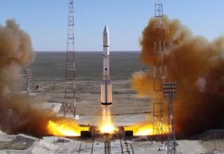 Космодром Байконур в Казахстане приступил к пусковым работам 2021 года