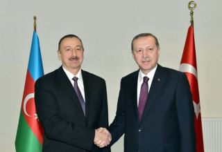 Turkish president makes phone call to Azerbaijani president