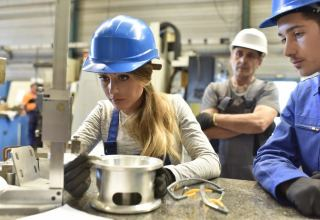 German gov't launches program to support vocational training system