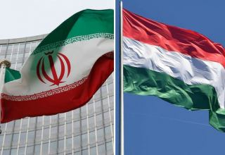 Hungary eyes on boosting ties with Iran