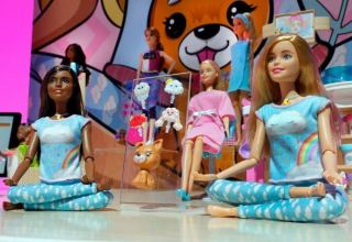 Mattel beats sales estimates as bored kids turn back to Barbie