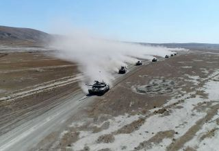Azerbaijani-Turkish joint large-scale tactical exercises underway (VIDEO)
