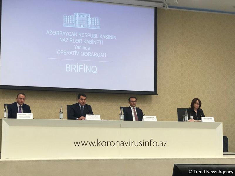 Assistant to Azerbaijan's president talks new possible social support measures during COVID-19