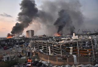 В результате взрыва в Бейруте повреждено здание посольства Армении