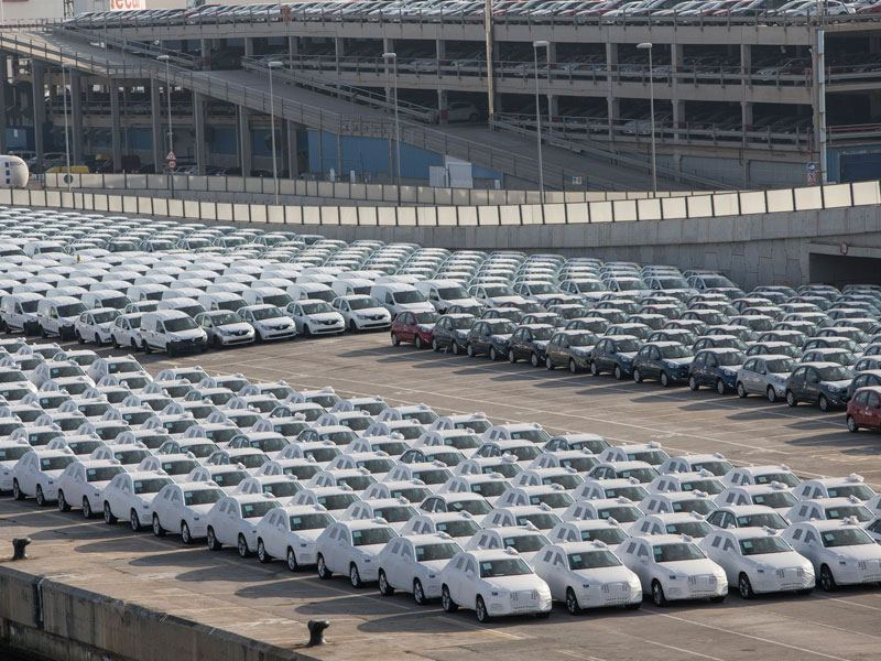 Gov't incentives help boost car sales in Spain during July