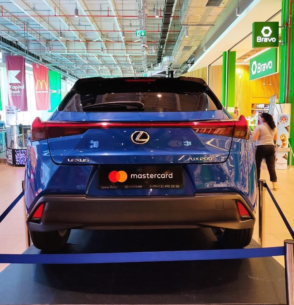 Lexus Tbilisi unable to meet demand for cars on local market