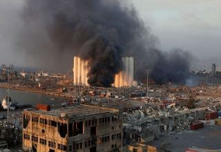 Lebanon's military council declares Beirut a disaster-stricken city