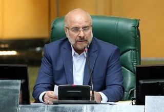Iran's parliamentary speaker talks JCPOA