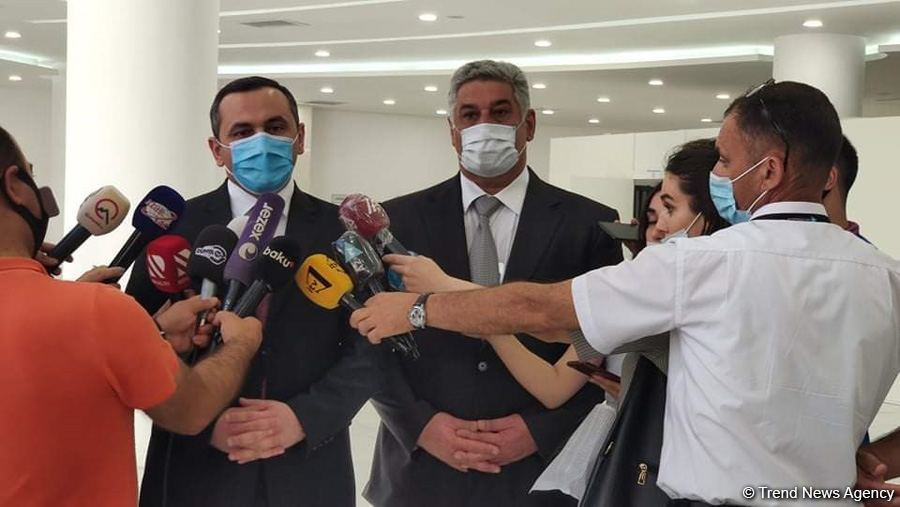 TABIB: Azerbaijan uses only half of modular hospitals to treat COVID-19 infected persons