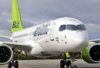Latvian AirBaltic cancels Riga-Tbilisi-Riga flights