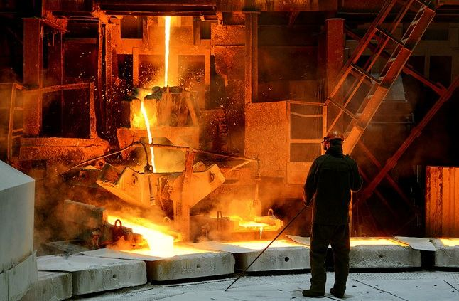 Volume of products produced by metallurgical enterprises of Uzbekistan revealed