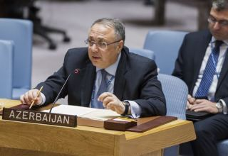 Azerbaijan sends letter to UN Secretary General regarding Armenia's ongoing aggression (UPDATE)