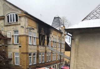 Czech apartment fire kills 11, including three children