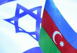 Rally in support of Azerbaijani army held in Israel