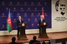 Azerbaijani Foreign Minister holds meeting with Turkish counterpart (PHOTO) - Gallery Thumbnail