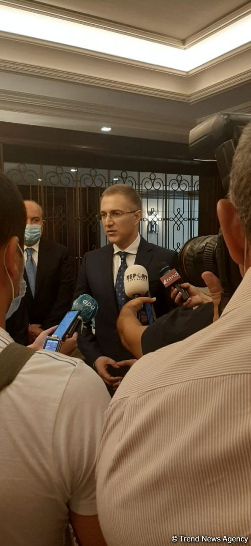 Deputy PM: Serbia, Azerbaijan have strong friendly relations - Gallery Image