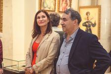 В Москве открылась выставка картин бакинца Рами Меира (ВИДЕО, ФОТО) - Gallery Thumbnail