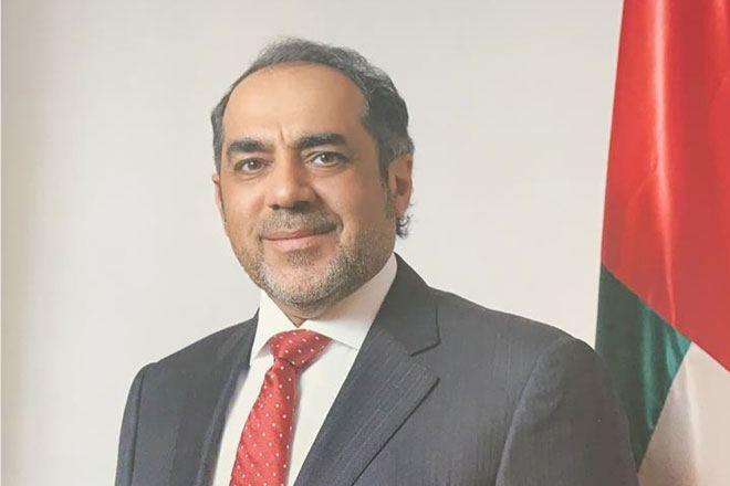 UAE ambassador: Intensive discussions underway for Masdar's solar project in Azerbaijan
