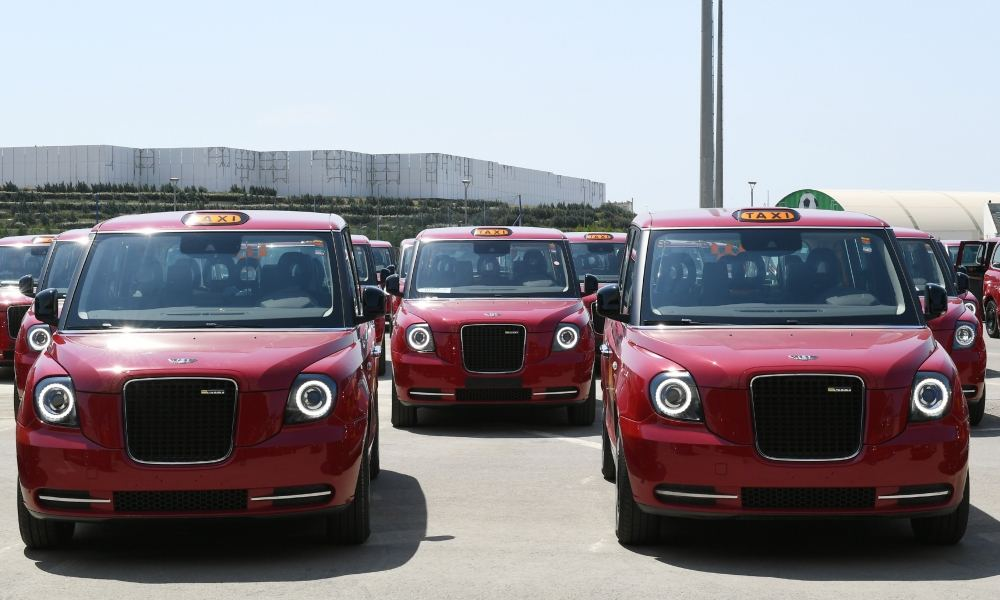 More London taxis expected to be supplied to Azerbaijan's Baku city