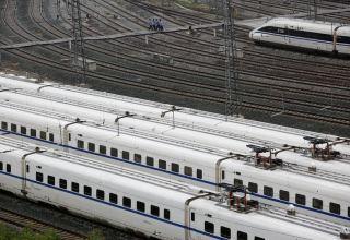 China plans to expand railway network to 200,000 km before 2035