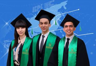 Graduates of Baku Higher Oil School awarded DAAD scholarships