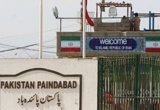 Pakistan army says border fencing with Iran to be completed by end of 2021