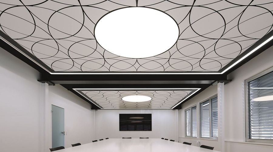 Turkmen manufacturer of suspended ceilings to expand its product range