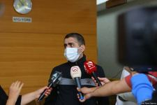Koronavirusdan sağalan həkim Cavid Paşayev evə buraxılıb (FOTO) - Gallery Thumbnail