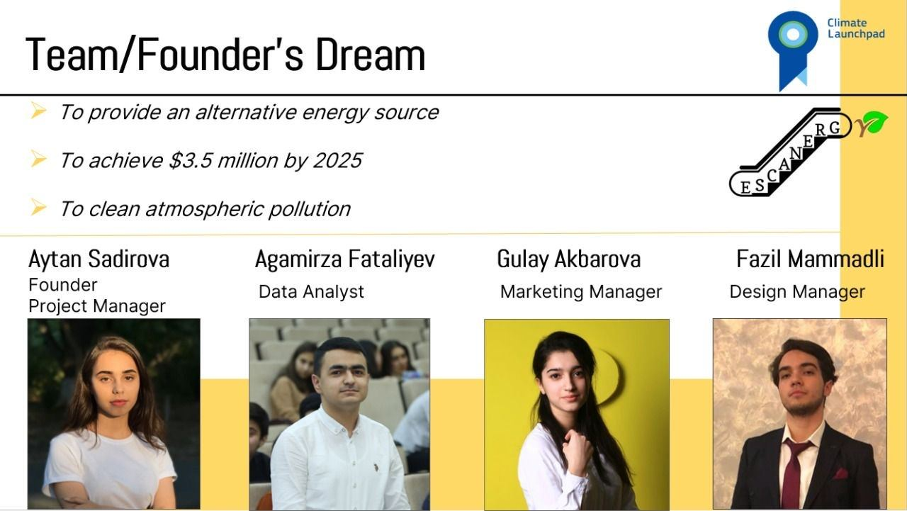 Students of Baku Higher Oil School become national finalists of global competition