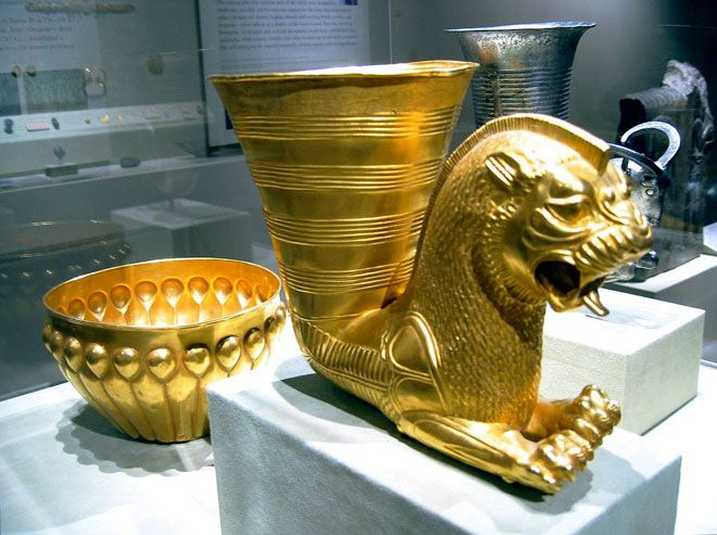 Iran to resume exporting gold artifacts in March 2021