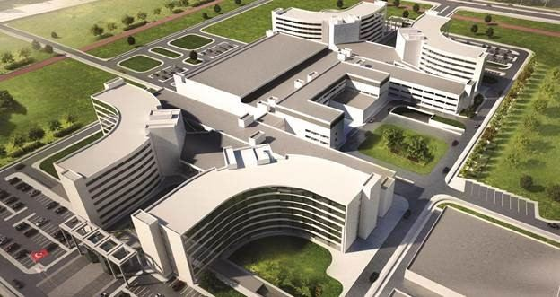 ICIEC Supported Konya City Hospital in Turkey Welcomes First Patients