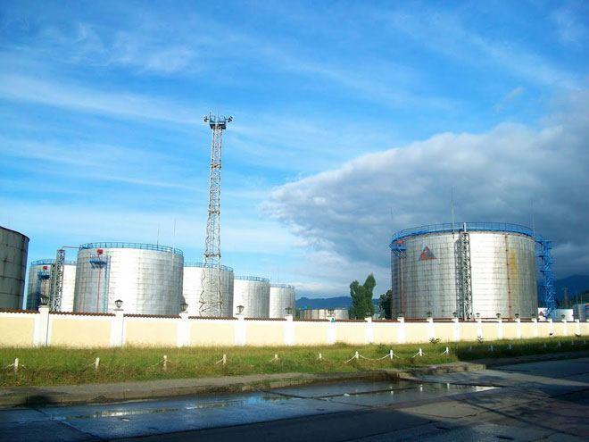 Kazakhstan investing in Georgian ports, specifically in Batumi oil terminal
