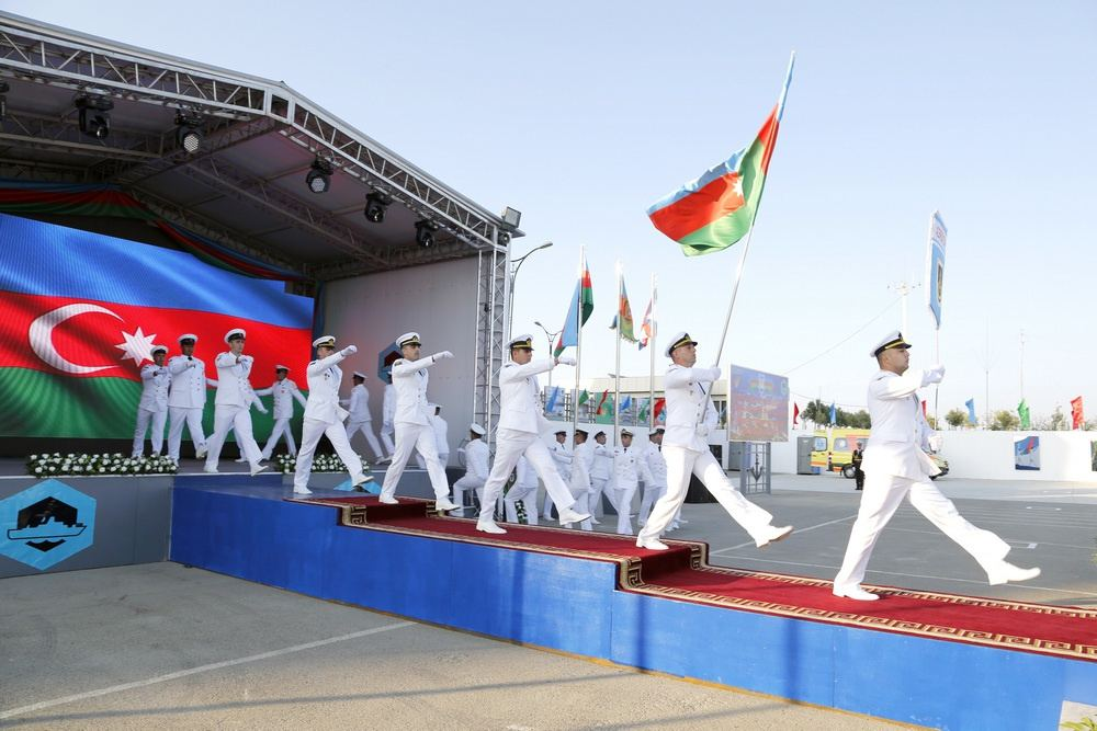 "Opening ceremony of ""Sea Cup"" international contest held (PHOTO/VIDEO)"