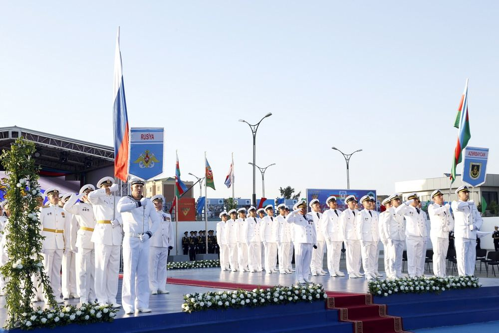 "Opening ceremony of ""Sea Cup"" international contest held (PHOTO/VIDEO) - Gallery Image"