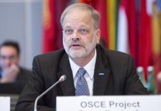 OSCE: Uzbekistan contributes to creation of new link from Central Asia to Europe